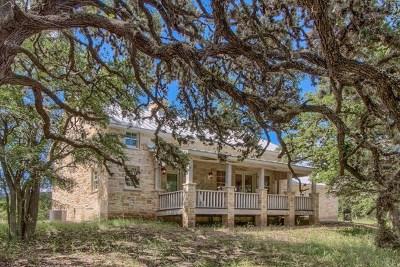 Fredericksburg TX Single Family Home For Sale: $687,500
