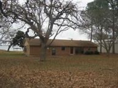 Llano County Single Family Home For Sale: 1342 N Sleepy Lane