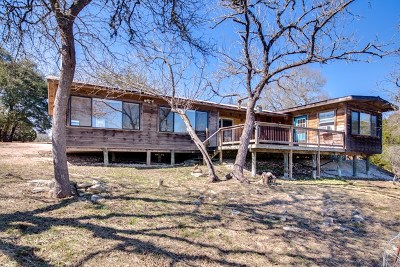 Fredericksburg Single Family Home For Sale: 117 Ancient Coast Road