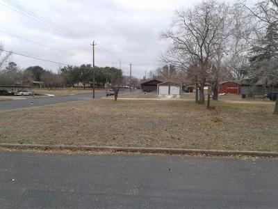 Fredericksburg TX Single Family Home For Sale: $85,000