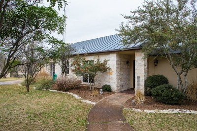 Fredericksburg TX Single Family Home For Sale: $430,000
