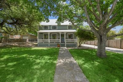 Fredericksburg TX Single Family Home For Sale: $460,000