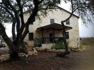 Fredericksburg TX Single Family Home For Sale: $595,600