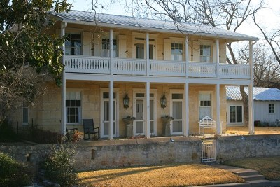 Fredericksburg TX Single Family Home For Sale: $899,000