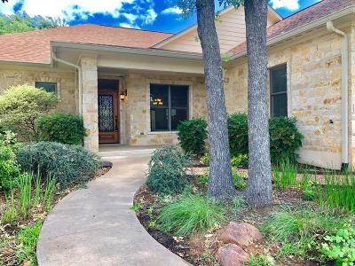 Fredericksburg TX Single Family Home For Sale: $650,000
