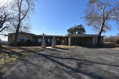 Llano County Single Family Home Under Contract: 1402 W Ranch Rd 152