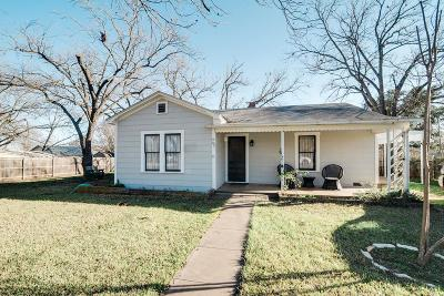 Fredericksburg TX Single Family Home For Sale: $315,000