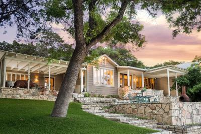 Kerr County Single Family Home For Sale: 855 NW Fm 1340