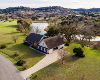 Kendall County Single Family Home Under Contract W/Contingencies: 108 Kendall Falls Rd