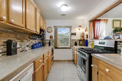 Blanco County Single Family Home Under Contract W/Contingencies: 1367 Pedernales Hills Dr