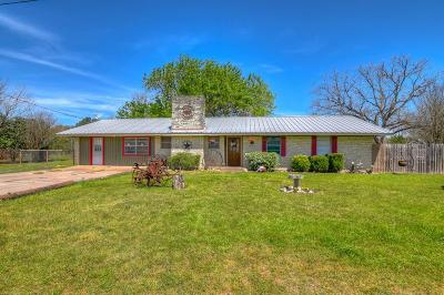 Blanco County Single Family Home Under Contract: 904 6th Street