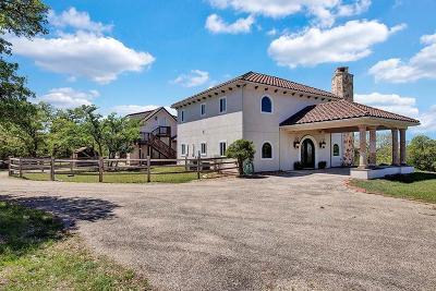 Fredericksburg Single Family Home For Sale: 225 Contour Dr