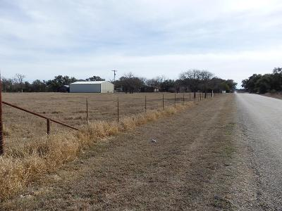 Gillespie County Single Family Home For Sale: 277 Cain City Rd.