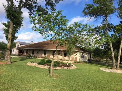 Gillespie County Single Family Home For Sale: 411 Emerald Loop