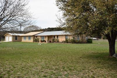 Kerr County Single Family Home For Sale: 2048 Hwy 39
