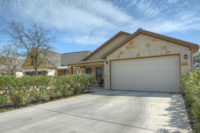 Kerrville Single Family Home For Sale: 1032 Creswell Lane