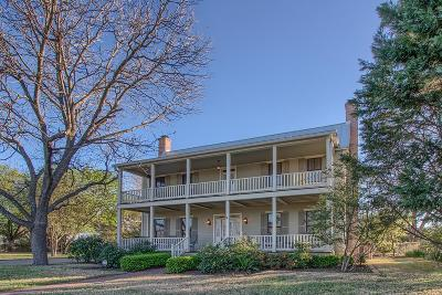 Gillespie County Single Family Home For Sale: 605 W Austin St
