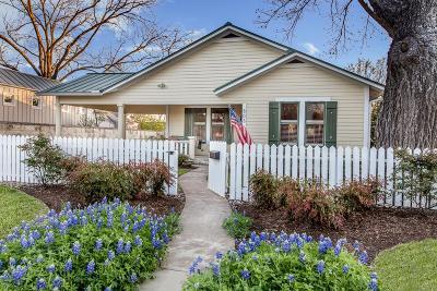 Fredericksburg Single Family Home For Sale: 803 W Austin St