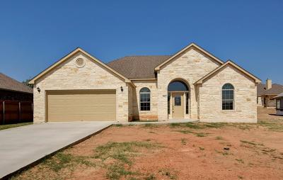 Gillespie County Single Family Home For Sale: 207 Clyde Run