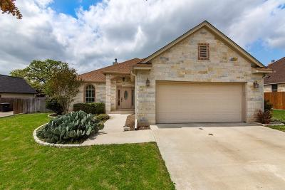Fredericksburg Single Family Home For Sale: 1212 Spotted Fawn Trail