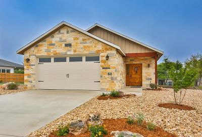 Kerrville Single Family Home Under Contract: 1008 Creswell Lane