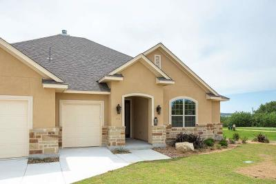 Blanco County Single Family Home For Sale: 116 S Jerry Gray