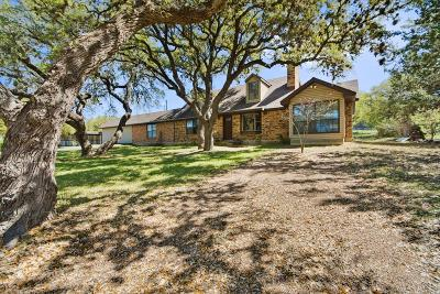 Blanco County Single Family Home For Sale: 106 Duncan Ave
