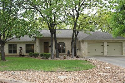 Fredericksburg Single Family Home Under Contract: 120 W Tanglewood Dr