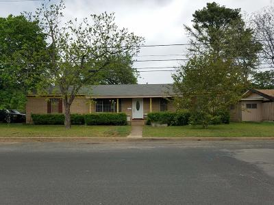 Gillespie County Single Family Home For Sale: 100 E Mulberry St
