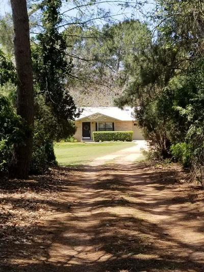 Fredericksburg Single Family Home Under Contract W/Contingencies: 125 W Lower Crabapple Rd