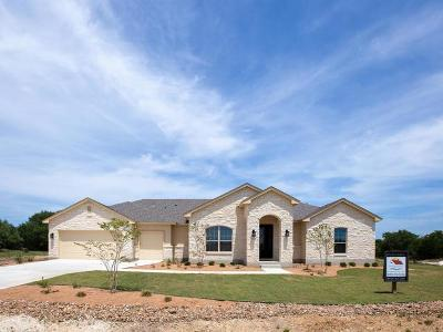 Blanco County Single Family Home For Sale: 103 Jeff Vaughn
