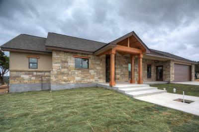 Kerrville Single Family Home For Sale: 124 Yorktown Blvd.