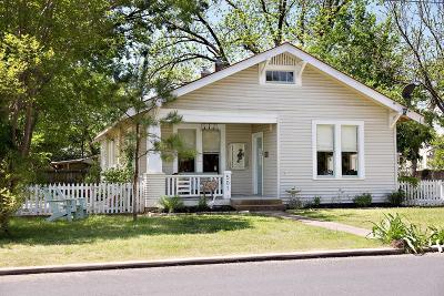 Gillespie County Single Family Home For Sale: 501 E Creek St
