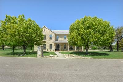 Kerrville Single Family Home For Sale: 3604 Ranch View Court