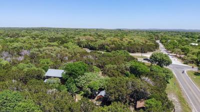Blanco County Single Family Home Under Contract: 5721 E Ranch Rd 473