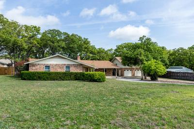 Fredericksburg Single Family Home For Sale: 117 E Winding Oak Dr