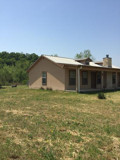 Blanco County Single Family Home For Sale: 7436 Miller Creek Loop