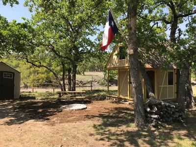Ranch Land Under Contract: N Doss Spring Creek Rd