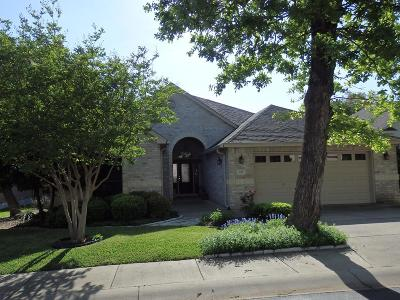 Fredericksburg TX Single Family Home Under Contract W/Contingencies: $349,000
