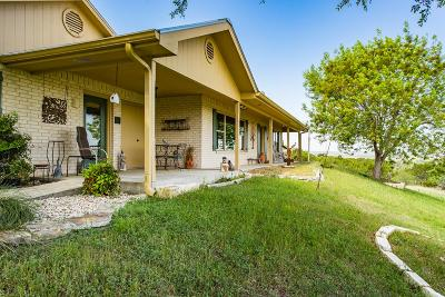 Gillespie County Single Family Home For Sale: 218 Hillside Dr