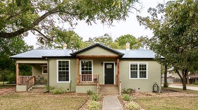 Single Family Home For Sale: 320 W Morse St