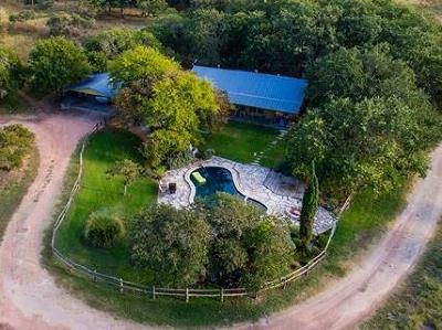 Fredericksburg Residential Lots & Land For Sale: 11100 N Us Hwy 87