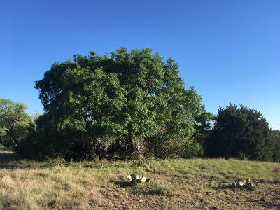 Fredericksburg Residential Lots & Land Under Contract: 135 Roundtop Tr