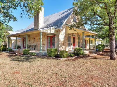 Fredericksburg Single Family Home For Sale: 2182 Knopp School Rd