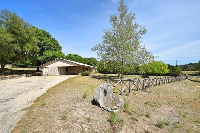 Kerr County Single Family Home Under Contract: 109 Canyon Dr.