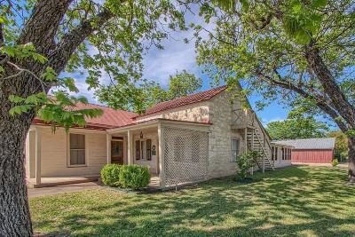 Gillespie County Single Family Home For Sale: 116 E Travis St