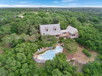 Kerr County Single Family Home For Sale: 1040 N Hassenwinkel Rd