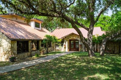 Kerr County Single Family Home For Sale: 1000 Fm 480