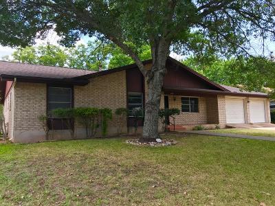 Fredericksburg Single Family Home For Sale: 107 NW Glenmoor Dr