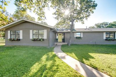 Fredericksburg TX Single Family Home Under Contract W/Contingencies: $359,000